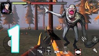 Rake Monster Hunter - Gameplay Walkthrough Ep. 1 - Horror Survival(iOS, Android)