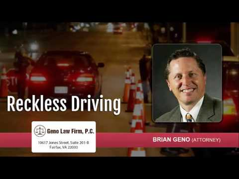 Are Penalties In Virginia Enhanced If Reckless Driving Involves An Accident? | (703) 691-4366