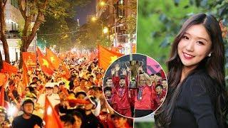 Cô gái hát cho HLV Park Hang seo nghe kể chuyện ĐI BÃO ở Hàn Quốc