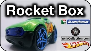 Hot Wheels - Rocket Box - Yonk Collection Dubstep Montage #6