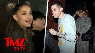 Ariana Grande Approves Of her Ex, Pete Davidson, Dating Kate Beckinsale! | TMZ TV