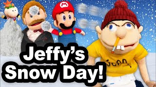 SML YTP: Jeffy's Snow Day!