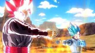 Super Saiyan Rose Black Goku & Super Saiyan Blue Vegeta FUSION! [Episode 140]