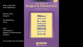 Watch Oscar Hammerstein Many A New Day video