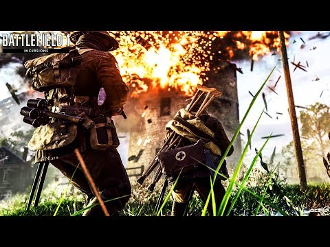 BATTLEFIELD 1 Incursions Official Trailer (2017) PS4 / Xbox One