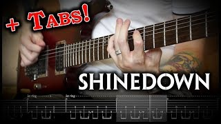 Download Lagu Shinedown - Monsters (Guitar Cover w/Solo & Tabs) Gratis STAFABAND