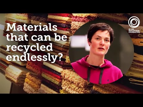 Ellen MacArthur Investigates the Circular Economy in Holland