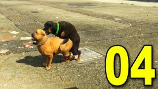 Grand Theft Auto V First Person - Part 4 - Doggy Style (Walkthrough / Next Gen Gameplay)