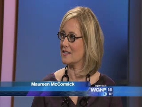 Maureen McCormick Marcia Brady tells all on WGN-TV