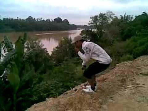 Shah terjun di sungai kelantan 2010