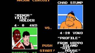 Let's Play Phred's Cool Punchout! 01 - WTF?!? A Punchout Hack?