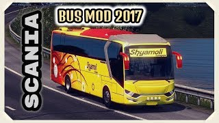 ETS2 Scania BUS SKS 2017