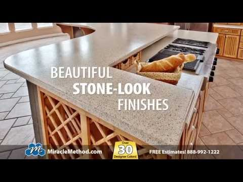 Miracle Method Countertop Refinishing