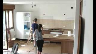 Come montare una cucina
