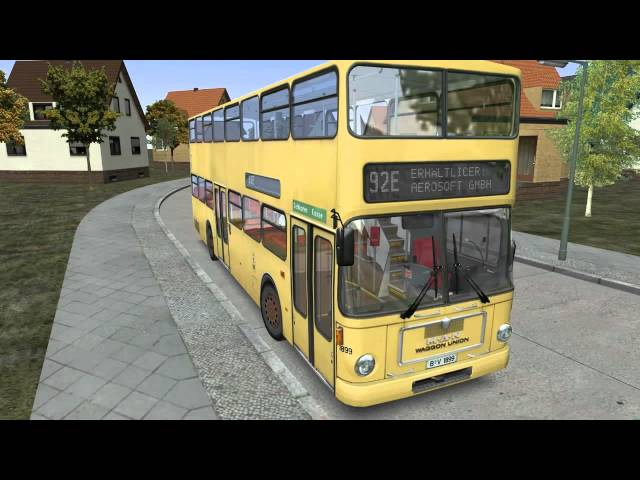 OMSI The Bus Simulator Free Download (PC Megaupload)