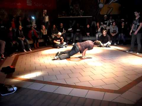 BBoy Hakim vs. Wolverine Head to Head 2010