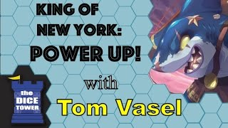 King of New York: Power Up! Review - with Tom Vasel