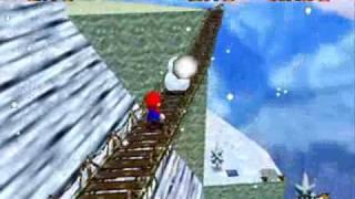 Super Mario 64 (#4 Cool Cool Mountain Stars 1-6)