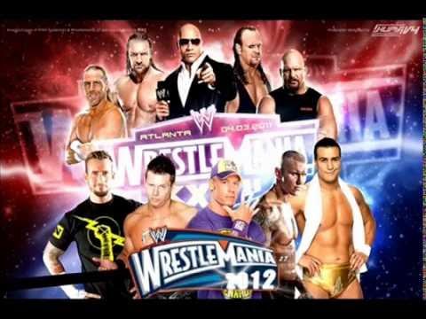 WWE Wrestlemania 2012 MOD Trailers (Coming Soon)