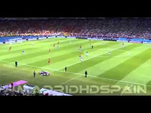 España 4-0 Italia - Campeones de Europa 2012 ORIGINAL HD