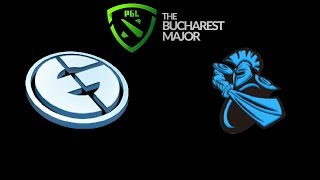 EG vs Newbee  PGL BUCHAREST MAJOR 2018 Highlights Dota 2