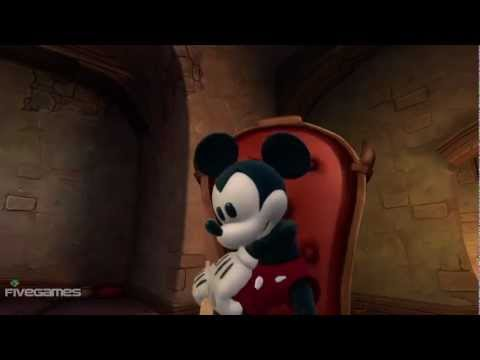 Legendado: Epic Mickey 2: The Power of Two - The Power of Storytelling