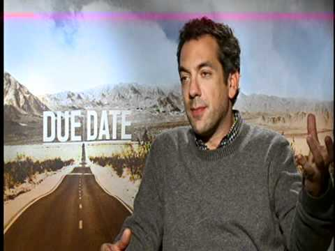 due date - interview with T Phillips