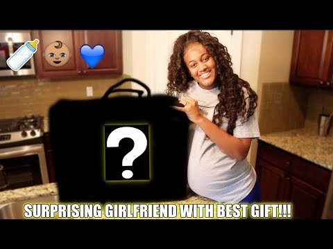 SURPRISING GIRLFRIEND WITH THE ULTIMATE GIFT!!!