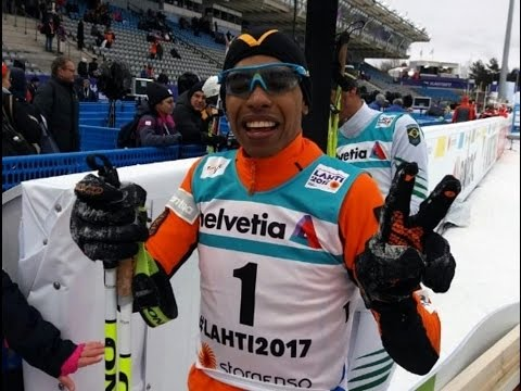 Самый худший лыжник в мире. Часть 2. Венесуэльский лыжник станет бизнесмен.