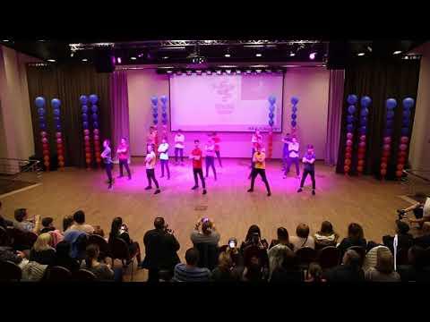 Танцуй, школа! Финал: выступление команды гимназии № 5