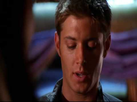 Jensen Ackles Romantic Scene SMALLVILLE Video