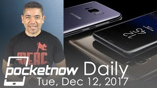 Samsung Galaxy S9 fingerprint solution, US Mate 10 Pro & more - Pocketnow Daily