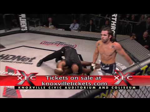 XFC 16 High Stakes Knoxville Commercial