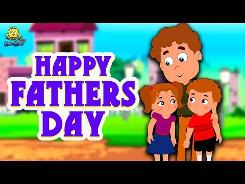 Happy Fathers Day - Father's Day Story for Kids | Hindi Kahaniya | Stories for Kids | Koo Koo TV thumbnail