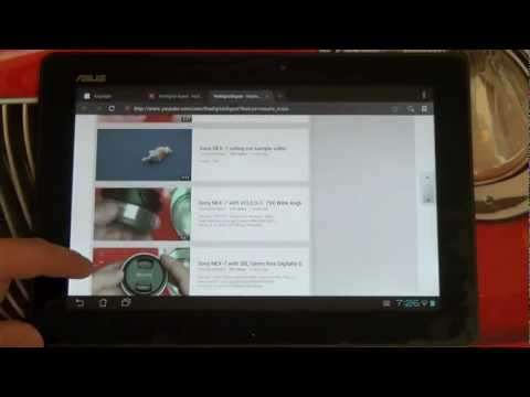Asus Transformer Pad TF300 Digitally Digested