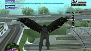 GTA SAMP - Bugs + WTF #18 - Mod de Asas (Wings~Jetpack Mod)