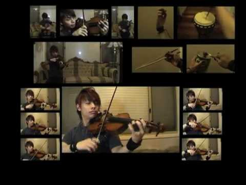 KATEI - Somebody That I Used To Know (Gotye) Violin Cover