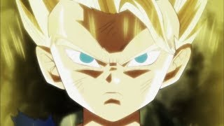 Cabba goes Super Saiyan 2 for First Time in Tournament of Power.