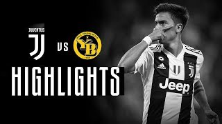 Juventus vs Young Boys | UEFA Champions League in-depth highlights | Dybala39s hat-trick!