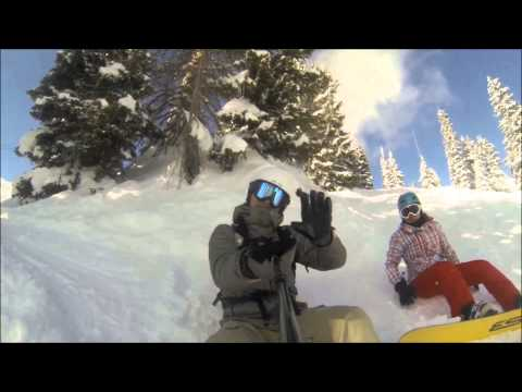 Snowboarding Trip to Steamboat Springs, CO 2013