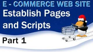 PHP E COMMERCE SITE TUTORIAL