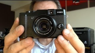 Fujifilm X20 - My Review (English Version)