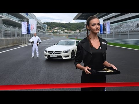 Las 18 curvas del nuevo circuito de Fórmula 1 en Rusia