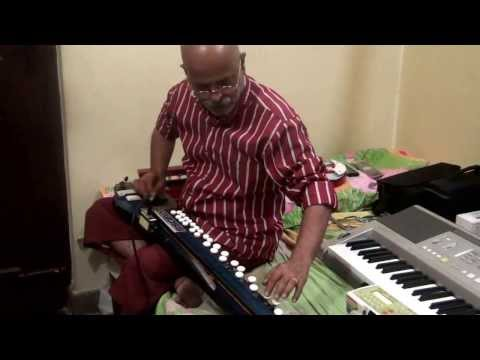 Jab Dil Hi Toot Gaya Instrumental Cover by Vinay M Kantak