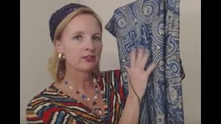 ASMR ~ Wear-to-Work Outfits ~ Fashion Show & Tell ~ Southern Accent