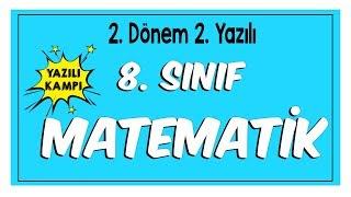 8Snf Matematik 2Dnem 2Yazlya Hazrlk