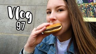WEEK VOL JUNKFOOD 🍔🍟 Weekvlog ✰ All About Leonie