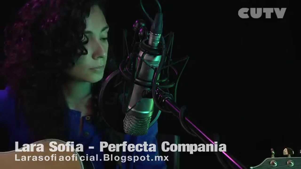 CUTV's STUDIO SESSIONS Lara Sofia - Perfecta Compania