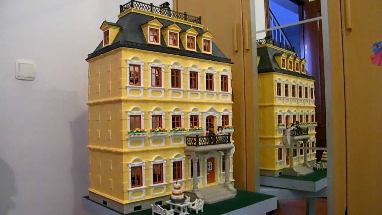 Casa De Mu Ecas Playmobil De Mar A Parte 1 Youtube