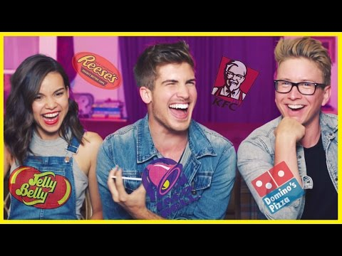 GAY AND PROUD! - LOGO CHALLENGE W/ TYLER OAKLEY & INGRID NILSEN thumbnail